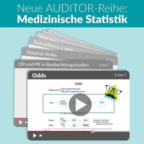 AMBOSS: Neue Auditor-Reihe Statistik