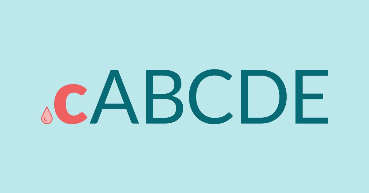 AMBOSS-Blog Notfallmedizin: Blogartikel zum cABCDE-Schema