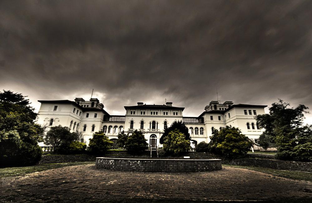 Ararat Lunatic Asylum