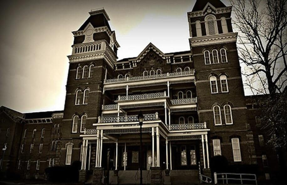 Athens Mental Hospital