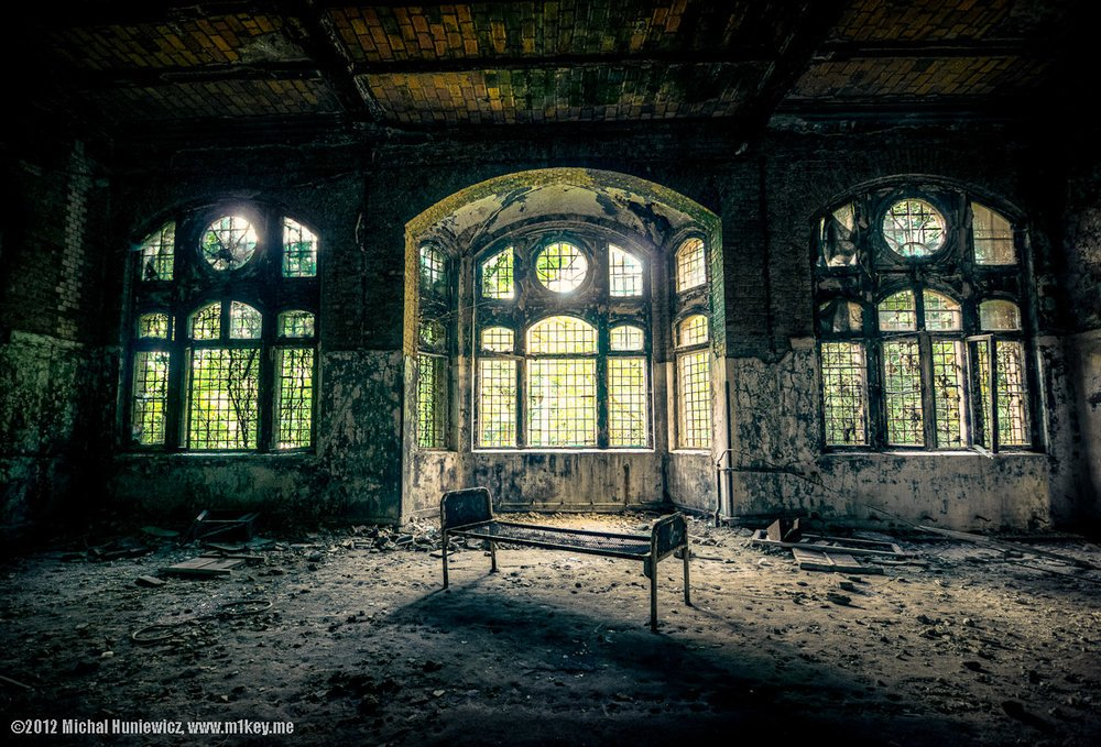These Haunted Hospitals Are Truly Creepy!