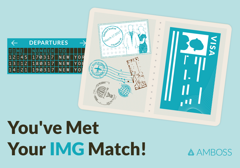 You've Met Your IMG Match!